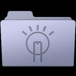 Download Vector Idea Folder Lavender Icon Vectorpicker
