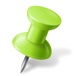 Download Vector Map Marker Push Pin 1 Right Chartreuse Icon Vectorpicker