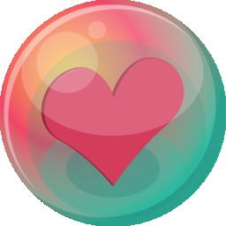 Download Vector Heart Pink 2 Icon Vectorpicker