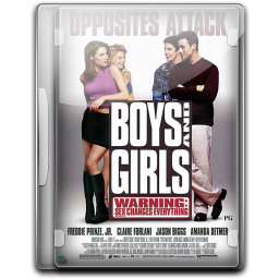 Boys And Girls Icon