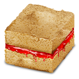 Download Vector Cherry Cake Icon Vectorpicker