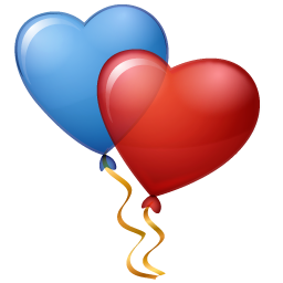Download Vector Heart Balloons For The Valentines Day Vectorpicker