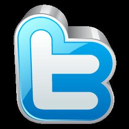 Download Vector Twitter 3d Front Icon Vectorpicker