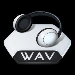 Download Vector Media Music Wav Icon Vectorpicker