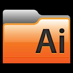 Download Vector Folder Adobe Illustrator 01 Icon Vectorpicker