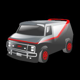 Download Vector A Team Van Icon Vectorpicker