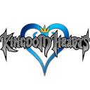 Kingdom Hearts Logo Icon