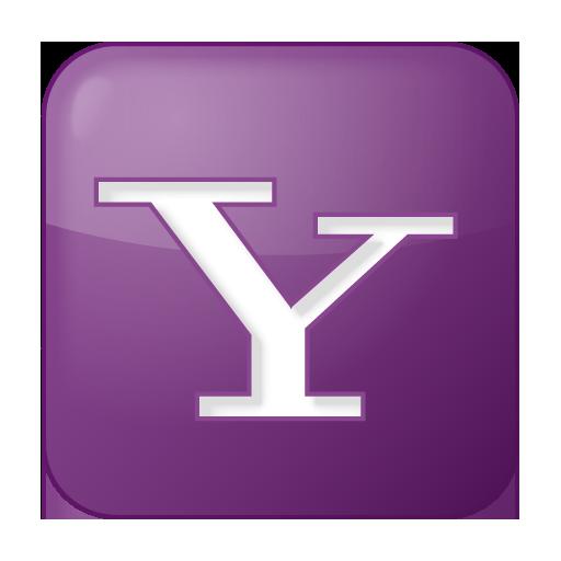 Free social_yahoo_box_lilac