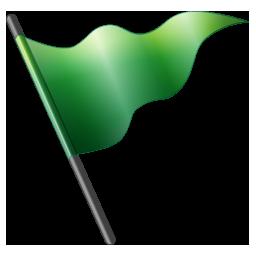 Free Flag1_Green