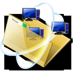 Free Network-Folder