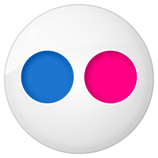 Free social_flickr_button