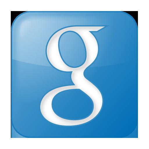 Free social_google_box_blue