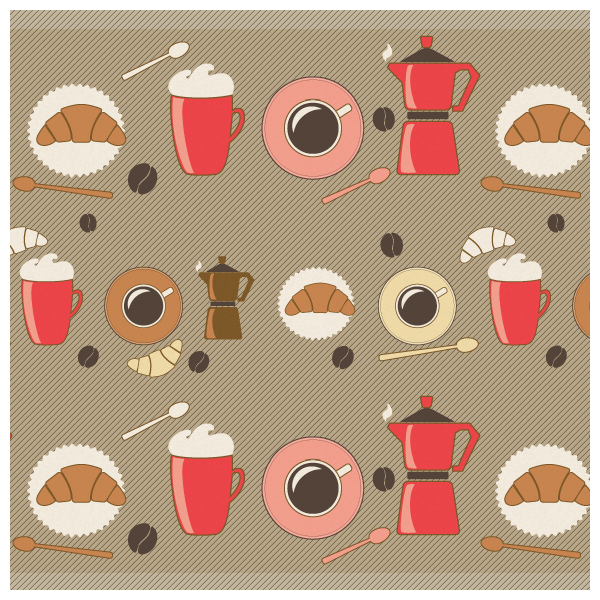 Free Patterns: Morning Coffee | Pehaa
