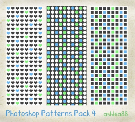 Free PS Patterns Pack 4