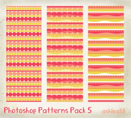 Free PS Patterns Pack 5