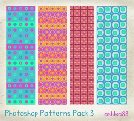 Free PS Patterns Pack 3