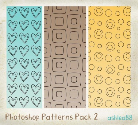 Free PS Patterns Pack 2