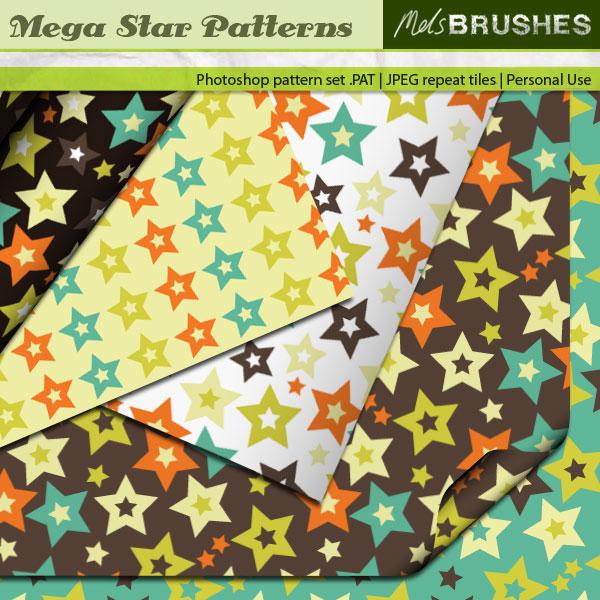 Free Patterns: Mega Star | Mel