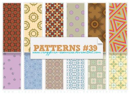 Free Patterns .39