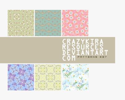 Free Patterns .37