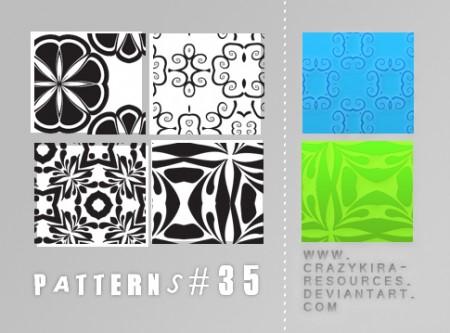 Free Patterns .35