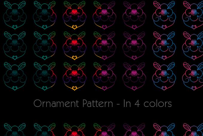 Free Patterns: Pattern Ornament | Znow