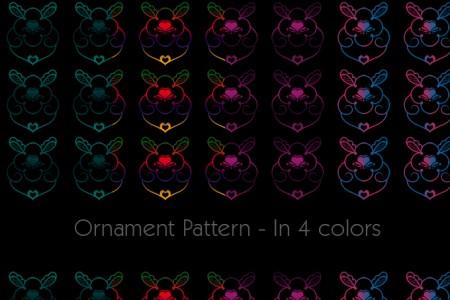 Free Pattern Ornament