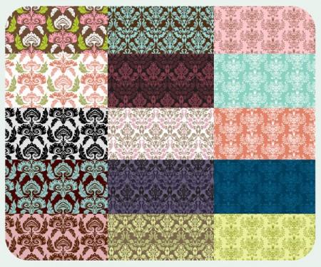 Free 3 Patterns