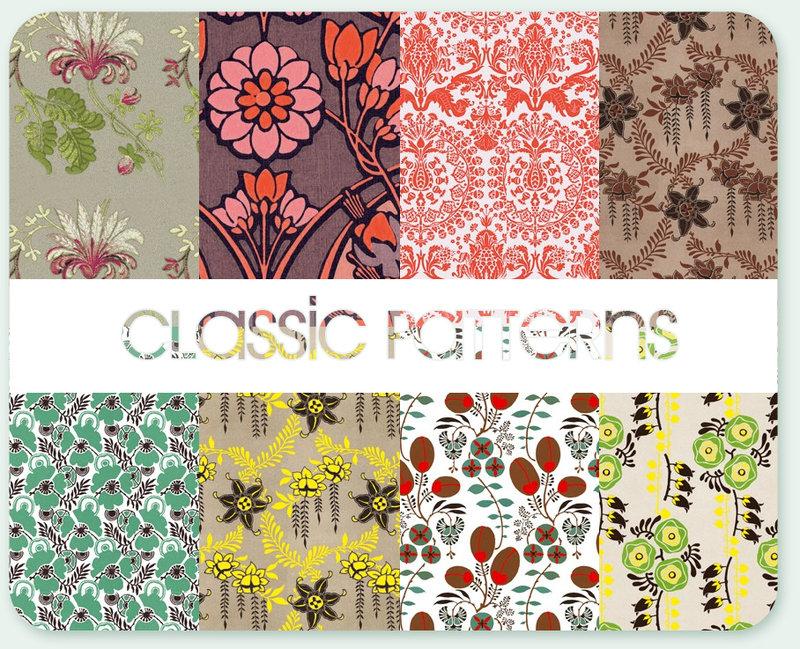 Free Patterns: Classic Patterns | Znow