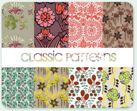 Free Classic Patterns