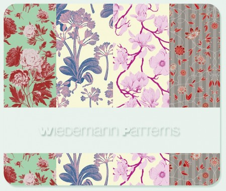 Free Wiedemann Patterns
