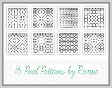 Free Pixel Patterns 01