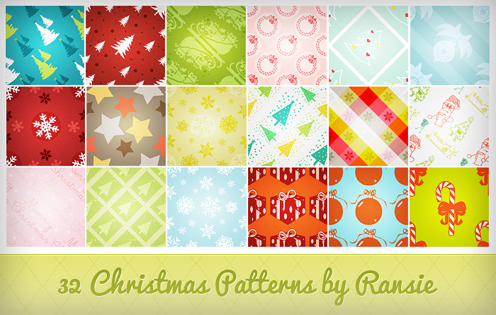 Free Patterns: Christmas Patterns | Ransie3