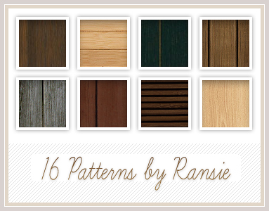 Free Patterns: Patterns 21 | Ransie3