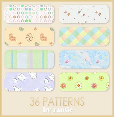 Free Patterns 17