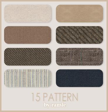 Free Patterns: Pattern 9 | Ransie3