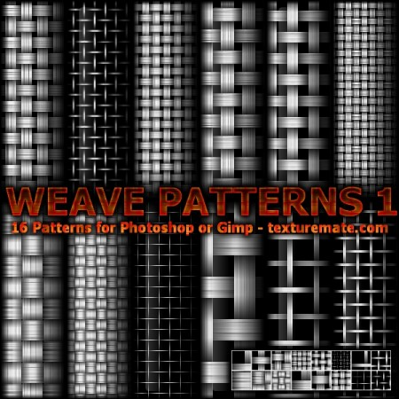 Free Weave Patterns 1