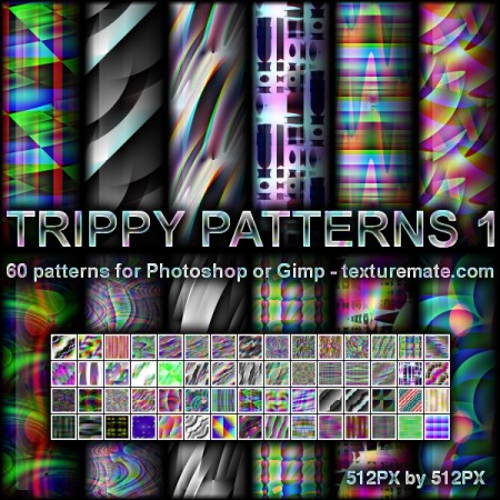 Free Trippy Patterns 1