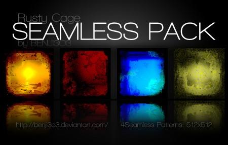 Free Seamless - Rusty Cage