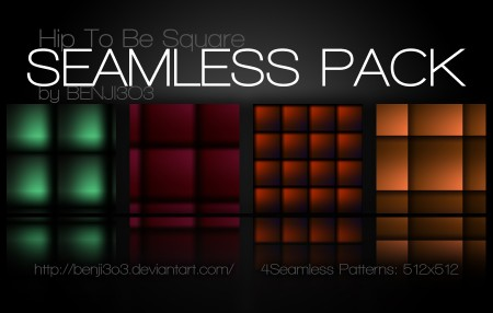 Free Seamless - Hip To Be Square
