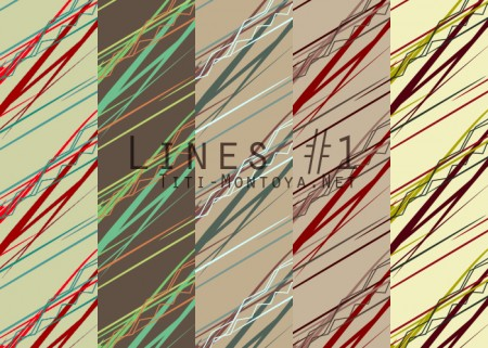 Free Lines #1