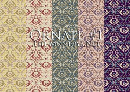 Free Ornate #1