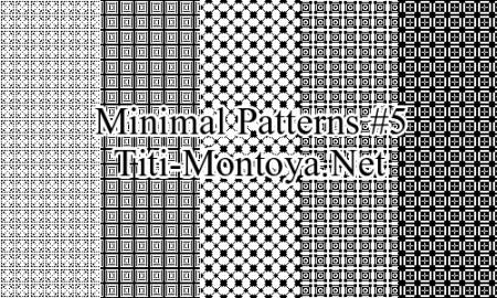 Free Minimal Patterns #5