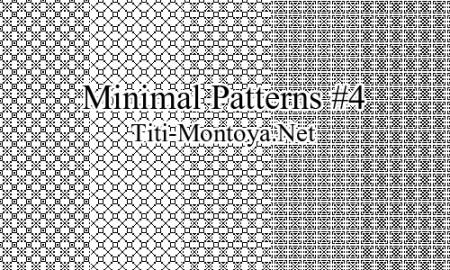 Free Minimal Patterns #4