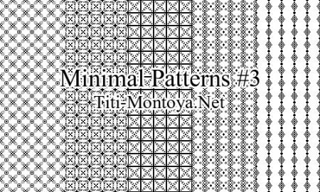 Free Minimal Patterns #3
