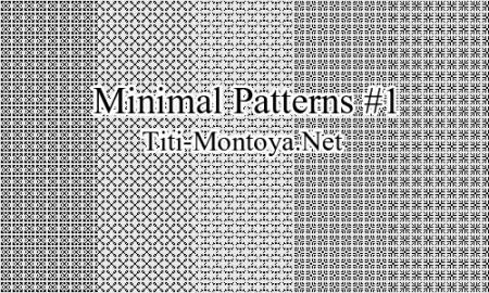 Free Minimal Patterns #1