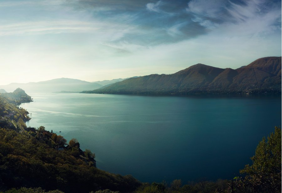Free Photos: Landscape with mountain lake | Nature | Nick West