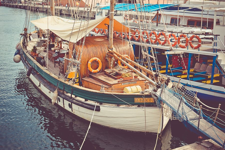 Free Photos: Vintage ship in port | Transportation | Martin Wessely
