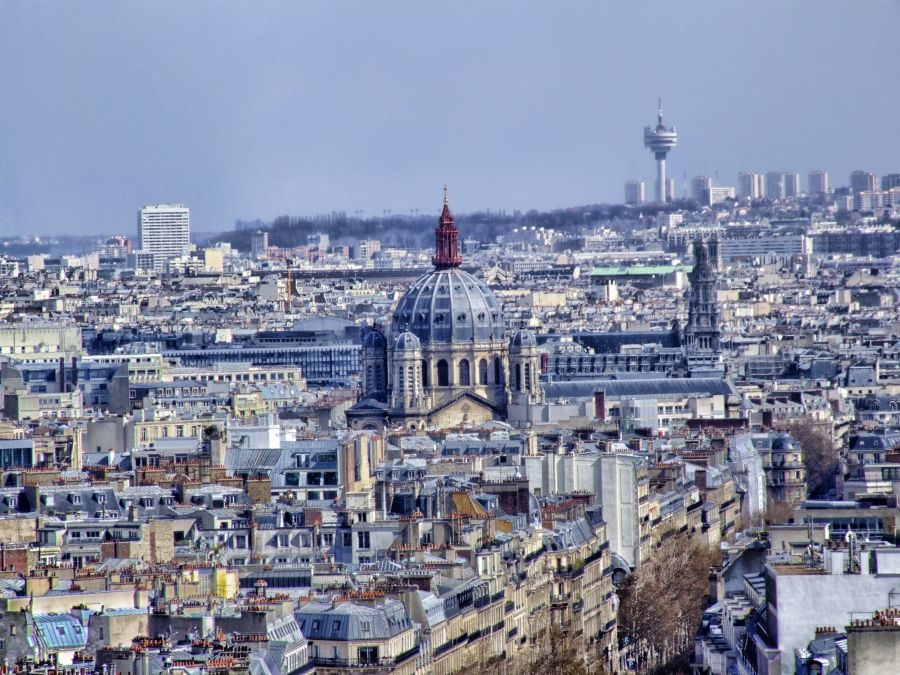 Free Photos: Cityscape of Paris France | Architecture
