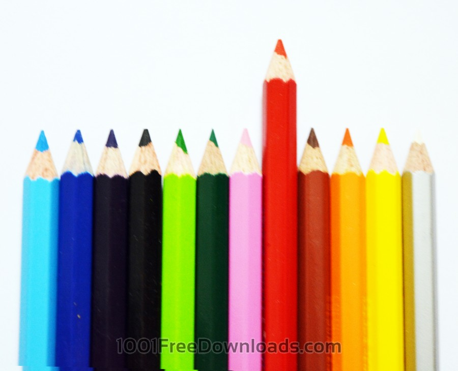 Free Photos: Color pencils | Abstract